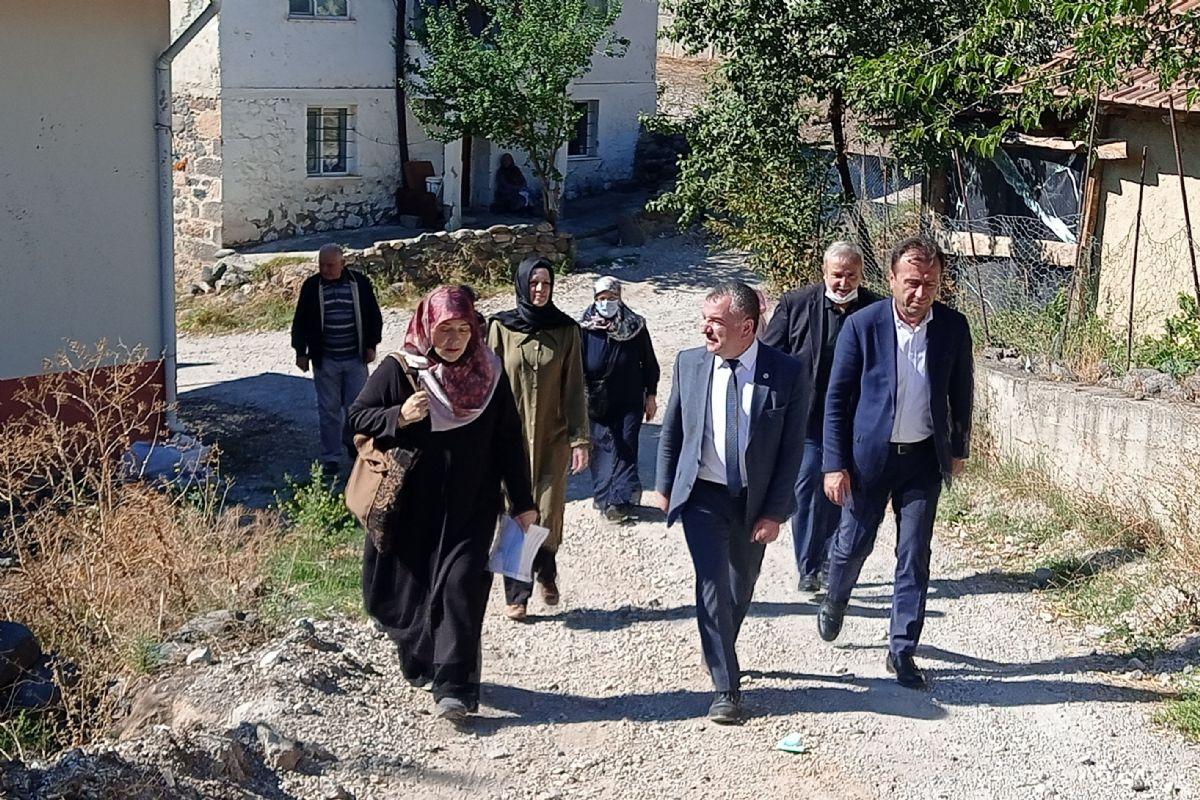 Havza Belediye Başkanı Özdemir'den Tarım Fuarına Davet