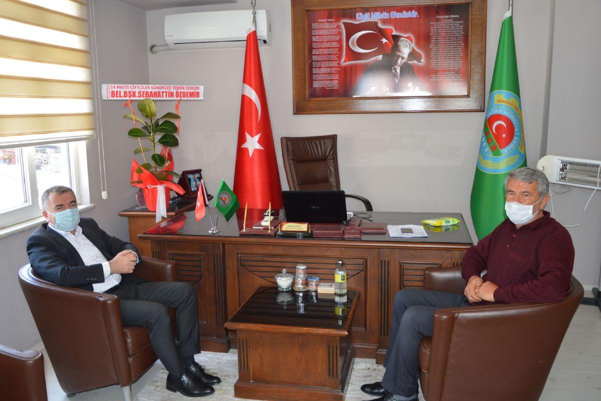 """Başkan Özdemir; """" Havza Belediyesi Olarak Çiftçi Kardeşlerimizin Talepleri Birler İçin Her Zaman Öncelikli Olmuştur """""""