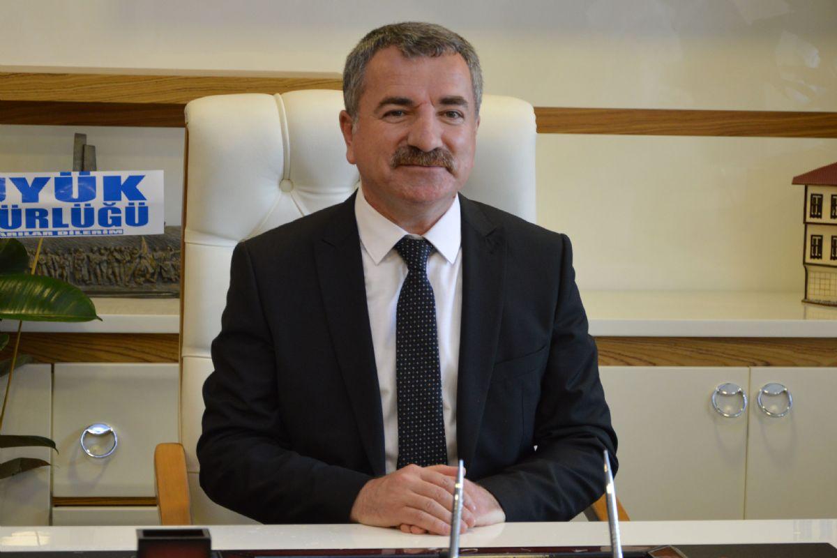 Havza Belediye Başkanı Özdemir'den Miraç Kandili Mesajı