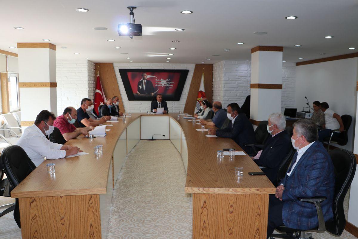 Havza Belediye Meclisinden Filistin'e Destek Bildirisi