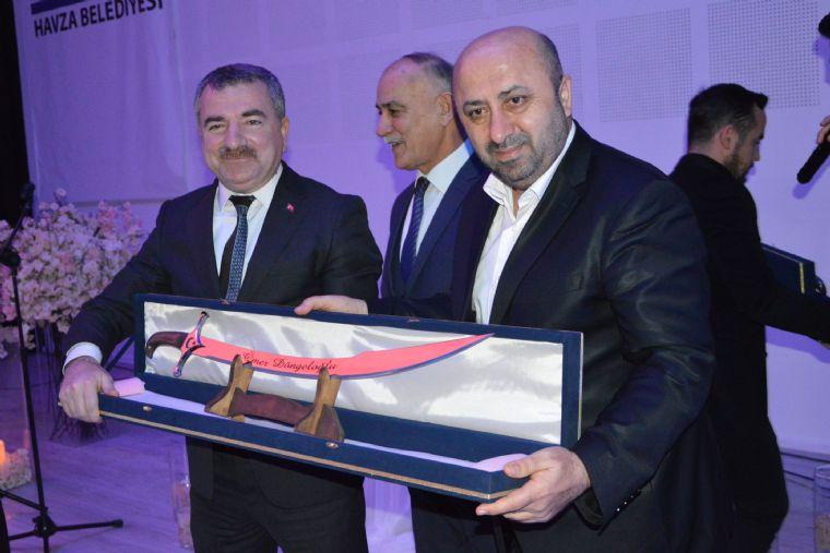 """Havza'da Döngeloğlu ile """" Asr-ı Saadet Gençliği """""""
