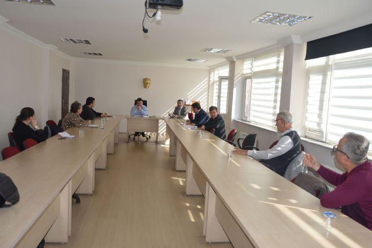 Havza'da Vefa Sosyal Destek Grubu Oluşturuldu