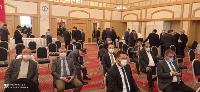 Havza Belediye Başkanı Özdemir, Enerji Kentleri Birliği Meclis Toplantısına Katıldı