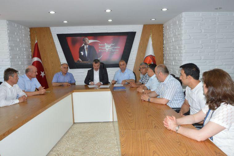 Havza Belediyesinde Sosyal Denge Yenilendi