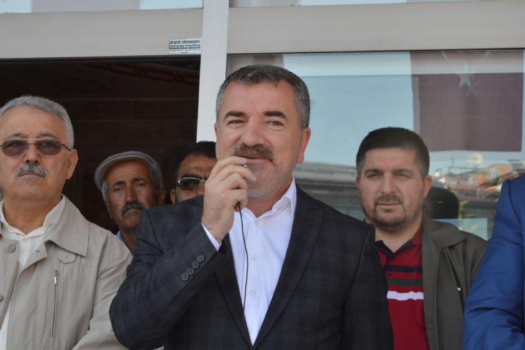 Havza'da 60 Hacı Adayı Kutsal Topraklara Uğurlandı.