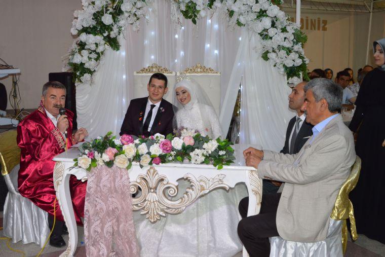 Havza Belediye Başkanı Sebahattin Özdemir Nikah Kıydı