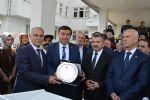 31 Mart Mahalli İdareler Seçimlerinde Havza Belediye Başkanlığını Kazanan Sebahattin Özdemir Düzenlenen Bir Tören ile Görevi Selefi Murat İkiz'den Devraldı.