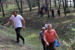 Havza'da 15 Temmuz Demokrasi ve Milli Birlik Günü Doğa Yürüyüşü