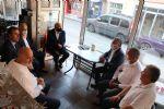 Ak Parti Yerel Yönetimler Başkan Yardımcısı ve Samsun Milletvekili YILMAZ Havza'da