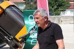 Dokap Destekli Silaj Streçleme Makineleri Teslim Töreni Havza'da Gerçekleştirildi