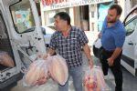 Havza'dan Afad Eli ile Ayancık'a Ekmek Gönderildi
