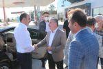Konya Büyükşehir Belediye Başkanı Altay Havza'da