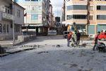 Havza Belediyesi Yol Yenileme Çalışmaları Devam Ediyor