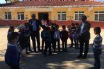 Başkan Özdemir'den Mahalle Ziyareti