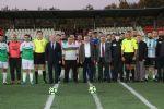 Havza'da 29 Ekim Cumhuriyet Bayramı Futbol Turnuvası Başladı