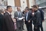 Altyapı ve Kentsel Dönüşüm Hizmetleri Genel Müdürü Gürgen Havza Ziyareti