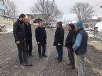 Başkan Özdemir'den Kırsal Mahallelere Ziyareti