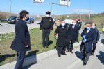 Samsun Valisi Osman Kaymak Havza'da İncelemelerde Bulundu