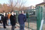 TCDD Sivas Bölge Müdürlüğünden Üst Geçit İncelemesi
