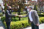 Havza Belediyesinden 65 Yaş ve Üstüne Yerli ve Milli Borel ile Maske Dağıtıldı