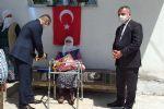 19 Mayıs Atatürk'ü Anma, Gençlik ve Spor Bayramı Ziyaretleri