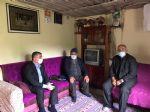 Havza Belediye Başkanı Özdemir'den Şehit Ailelerine Ziyaret