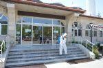 Havza Belediyesi Camileri Dezenfekte Etti