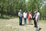Klavuz Ormanı'nda Proje İncelemesi Yapıldı
