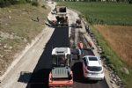 Başkan Özdemir Asfaltlama Çalışmalarını İnceledi
