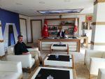 Afad'dan Başkan Özdemir'e Ziyaret