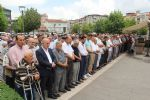 Cumhurbaşkanı Muhammed Mursi İçin Gıyabi Cenaze Namazı