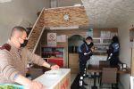 Havza Belediyesi Zabıta Ekiplerinden Kovit 19 Denetimi