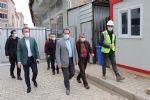 Samsun Büyükşehir Belediye Başkanı Demir'den Havza Ziyareti