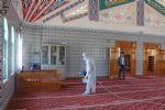 Havza Belediyesi Camileri Bayram Namazına Hazırlandı