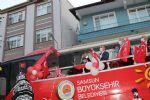 25 Mayıs'ın 102. Yıl Dönümü İçin Konvoy ve Havai Fişek Gösterisi