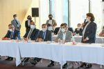 Başkan Özdemir Samsun Enerji Koordinasyon Toplantısı'na Katıldı