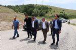 Samsun Büyükşehir Belediye Başkanı Demir Havza'da Yatırımları İnceledi