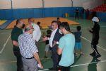Gençlik ve Spor İl Müdürü Kasapoğlu'dan Havza'ya Ziyaret